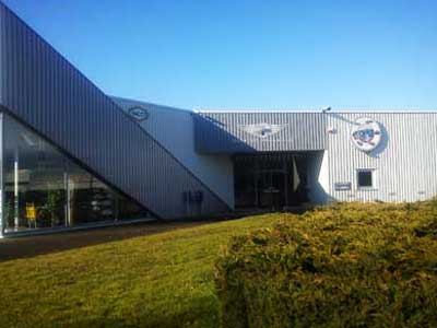 Garage BOBIN Distributeur Officiel Automobiles MORGAN en France
